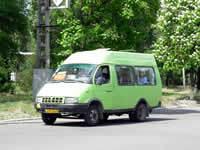 Технические характеристики автомобиля ГАЗ-33021