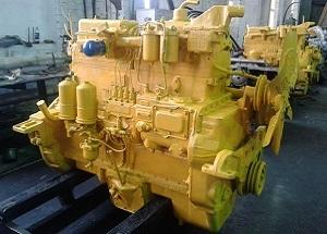 Технические характеристики двигателя Д-160