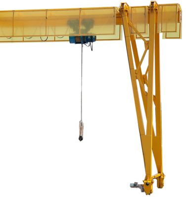 Характеристики крана козлового ККС-10