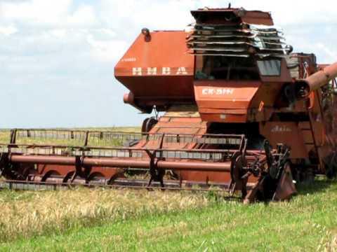 Зерноуборочный комбайн СК 4