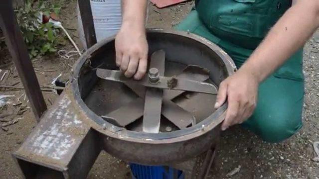 Как сделать сеноизмельчитель своими руками
