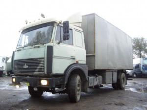 Технические характеристики МАЗ-53366