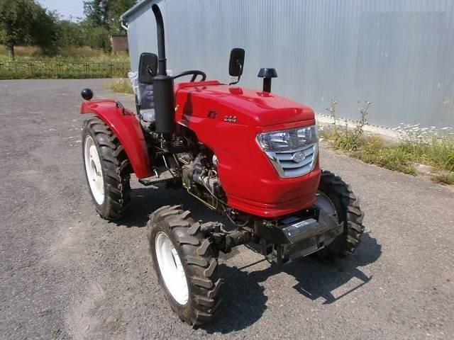 Трактор Синтай (Xingtai): характеристики, отзывы