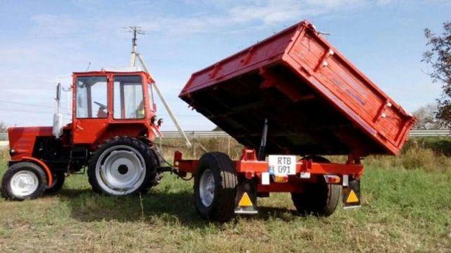 Где регистрируют трактора