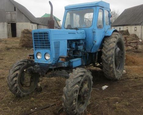 Трактор МТЗ 50