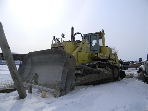 Бульдозер Т 35