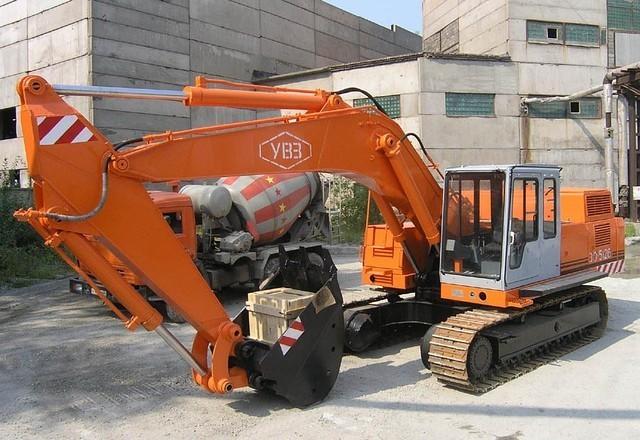 Экскаватор эо 5126