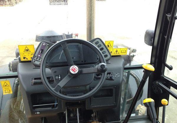 Экскаватор погрузчик terex 860