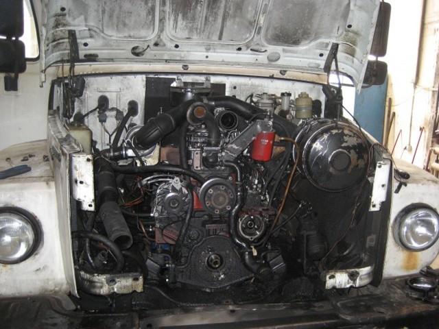 Схема электрооборудования ГАЗ 3309