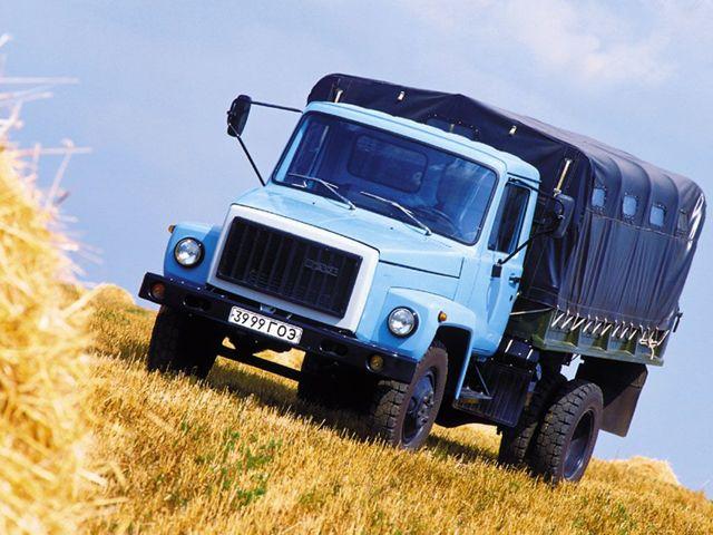 Технические характеристики и двигатель ГАЗ 3307