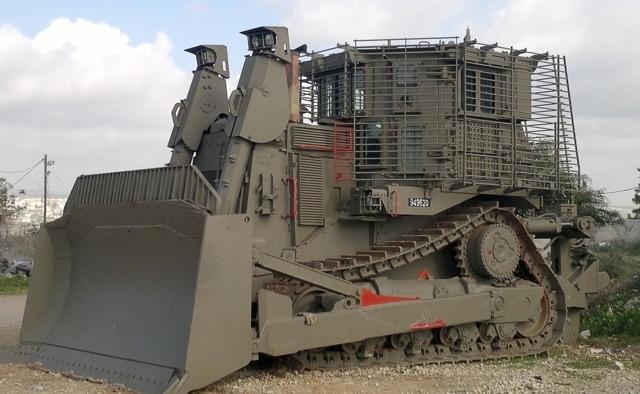 Технические характеристики бульдозера Cat D9R