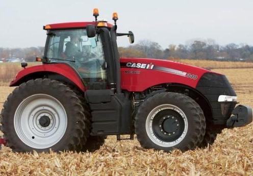 Трактор Кейс Магнум 340