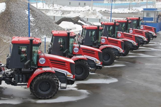 Тракторные заводы России