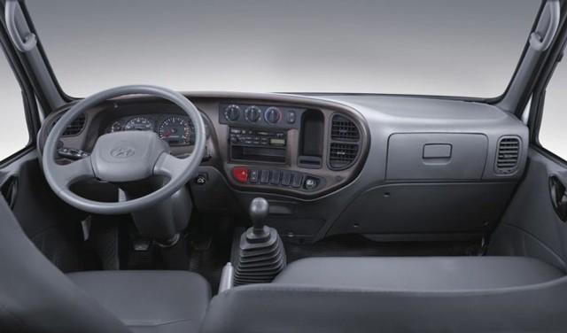 Hyundai HD 78 и его технические характеристики