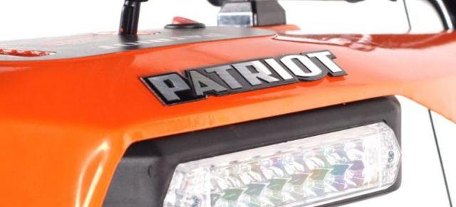 Снегоуборочная машина Патриот