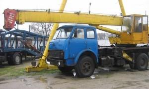 Технические характеристики МАЗ-500