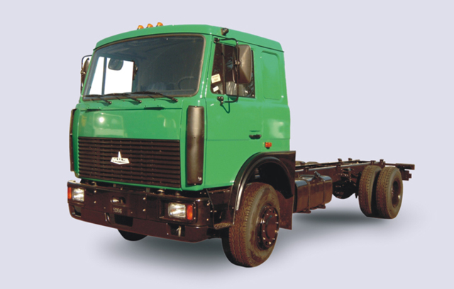 Технические характеристики МАЗ 5336