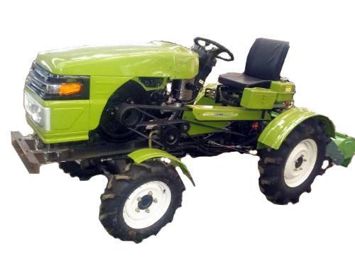 Мини-трактор зубр 12е