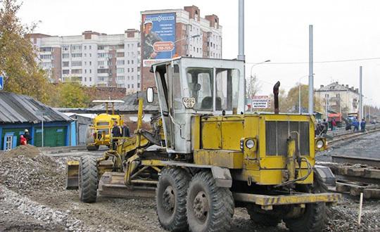Автогрейдер дз 180