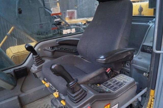 Гусеничный экскаватор Volvo 210