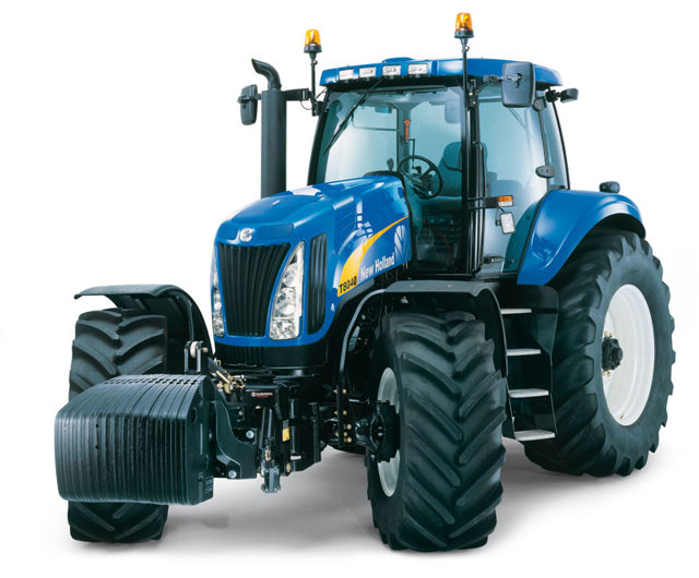 Модельный ряд тракторов Нью Холланд