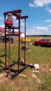 Малогабаритные и стационарные буровые установки