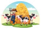 Измельчитель зерна Фермер
